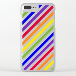 Equality 2018 Clear iPhone Case