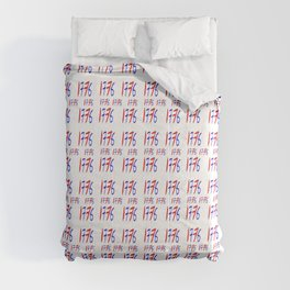 1776-Declaration of Independence Comforters
