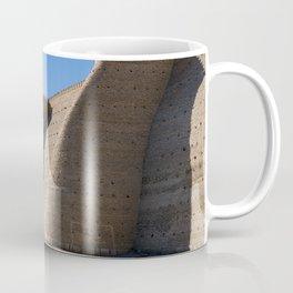 Wall of the massive Ark fortress Coffee Mug