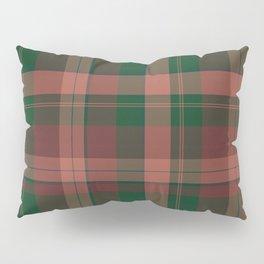 Wool-like plaid Pillow Sham