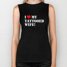 Tattooed Wife Biker Tank