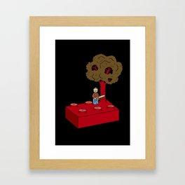 Construct and Destroy Framed Art Print