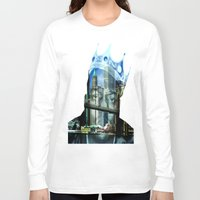 notorious big Long Sleeve T-shirts featuring Notorious B.I.G. by J Blackwell