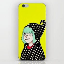 witchy witch iPhone Skin