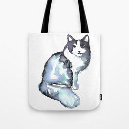 Beautiful Cat, Posing Tote Bag