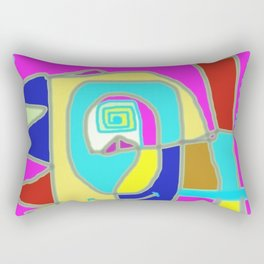 mechanical Rectangular Pillow