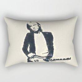 Tom Petty Rectangular Pillow