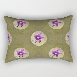 Columbine flower Rectangular Pillow