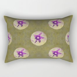Columbine flower Rectangular Pillow