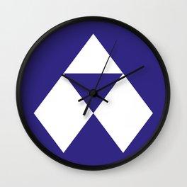 Tetraforce Wall Clock