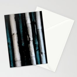 Bamboo: Blue Stationery Cards