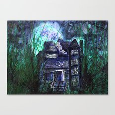 The Haunt Canvas Print