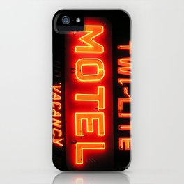 Twi-Lite iPhone Case