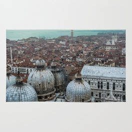Domes Over Venice Rug