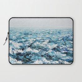Atlantic Blues Laptop Sleeve