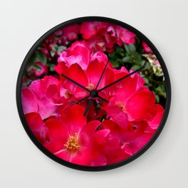 Flower - III Wall Clock