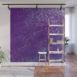 Electric Waves Wall Mural