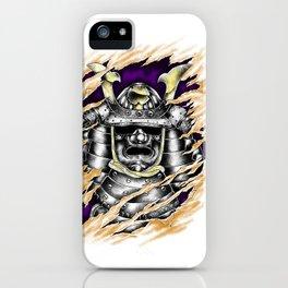 Samurai iPhone Case