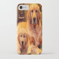 mom iPhone & iPod Cases featuring Mom by Robin Curtiss