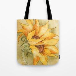 Fresco Sunflower Tote Bag