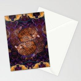 Theadora the Explorer Dreams of Flora Stationery Cards