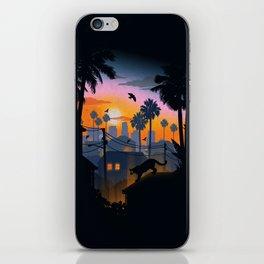 Suburban Jungle iPhone Skin