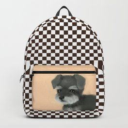 Schnauzer Backpack