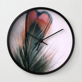 Soft Heart Wall Clock