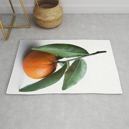 Orange Fruit Photography Rug