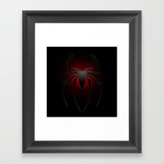 Spider man Framed Art Print