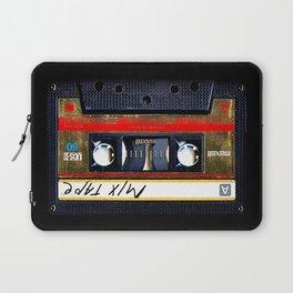 Retro cassette mix tape Laptop Sleeve