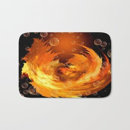 Autumn Time Bath Mat