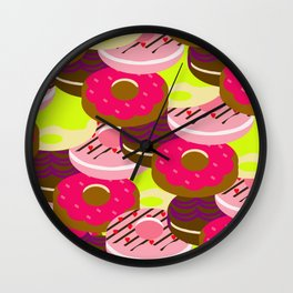 Obsessed Wall Clock