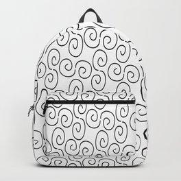 Zig Zag Backpack
