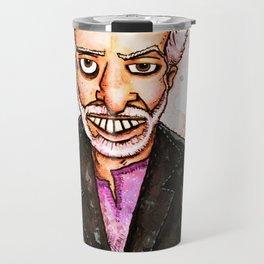 Alejandro Jodorowsky Travel Mug
