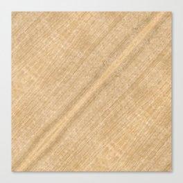 White Oak Wood Canvas Print