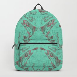 Fish in pursuit of Fish Backpack