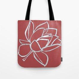 Cut up Pink Tote Bag