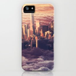 New York: Through The Roof iPhone Case