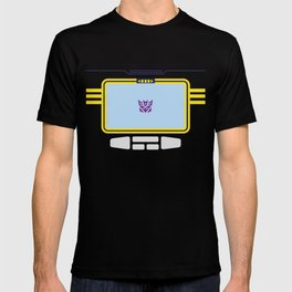 Soundwave Transformers Minimalist T-shirt