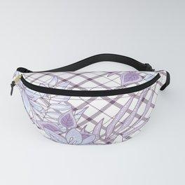 Spring Flowers (Lavender Love) Fanny Pack