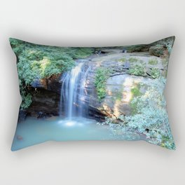 Serenity Falls Rectangular Pillow