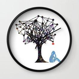 the Apple Wall Clock