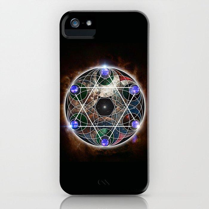 Bereshit iPhone Case