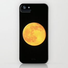 Honey Moon iPhone Case