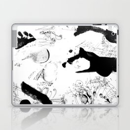 Dance between fate and free will Laptop & iPad Skin