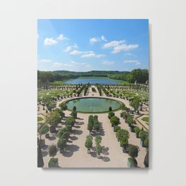 The Orangerie Metal Print