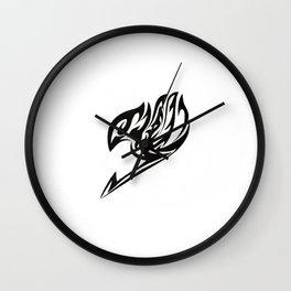 Anime Symbol Wall Clock
