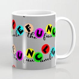 Funcle-pattern Coffee Mug