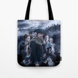 Drums of Autumn by TheDutchART Tote Bag